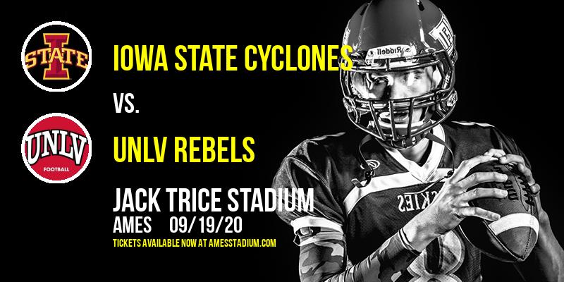 Iowa State Cyclones vs. UNLV Rebels at Jack Trice Stadium