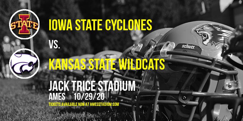 Iowa State Cyclones vs. Kansas State Wildcats at Jack Trice Stadium