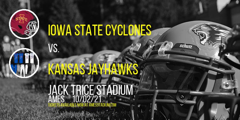 Iowa State Cyclones vs. Kansas Jayhawks at Jack Trice Stadium