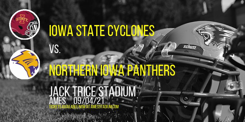 Iowa State Cyclones vs. Northern Iowa Panthers at Jack Trice Stadium